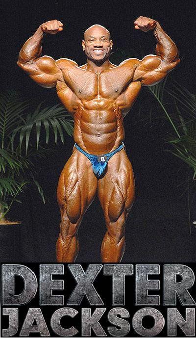 Dexter Jackson Dexter Jackson Best Bodybuilder Fit Board Workouts