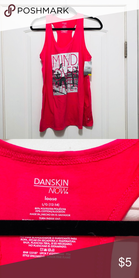 c8ba73a62e Danskin now athletic tank! Brand new with tags! Danskin Now Tops Tank Tops
