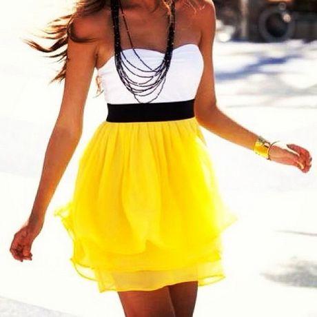 mooie zomer jurkjes