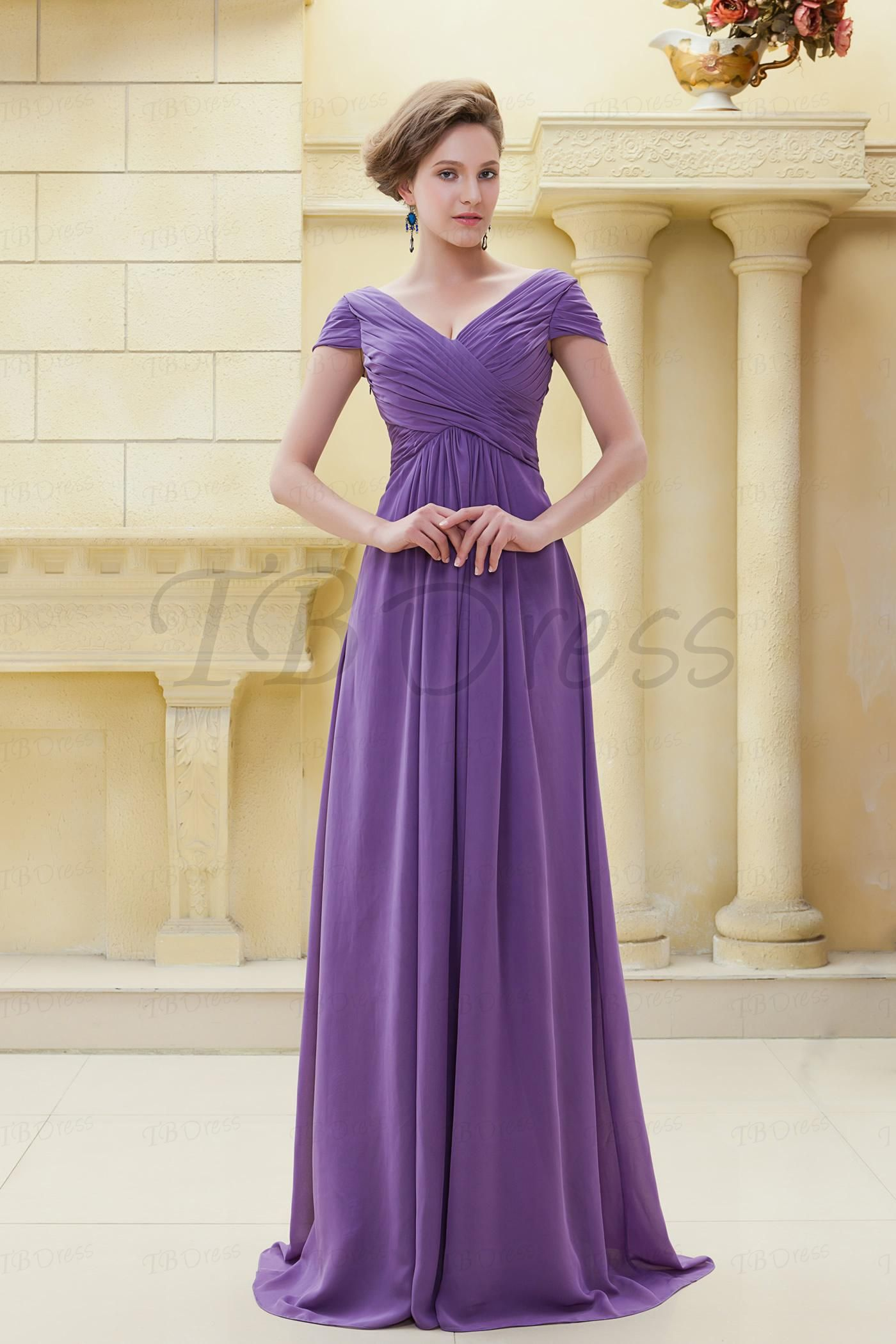 Lujoso Finsbury Vestidos De Dama De Honor Parque Inspiración ...