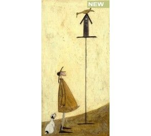 Sam Toft - Honey We're Home - Limited Edition Print