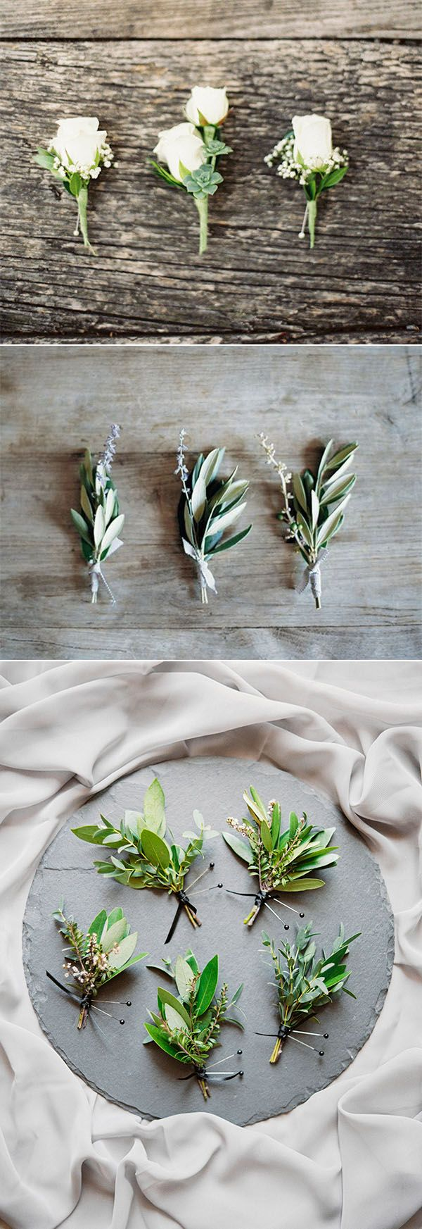 Simple u Chic Organic Minimalist Weddings Ideas for NonTraditional