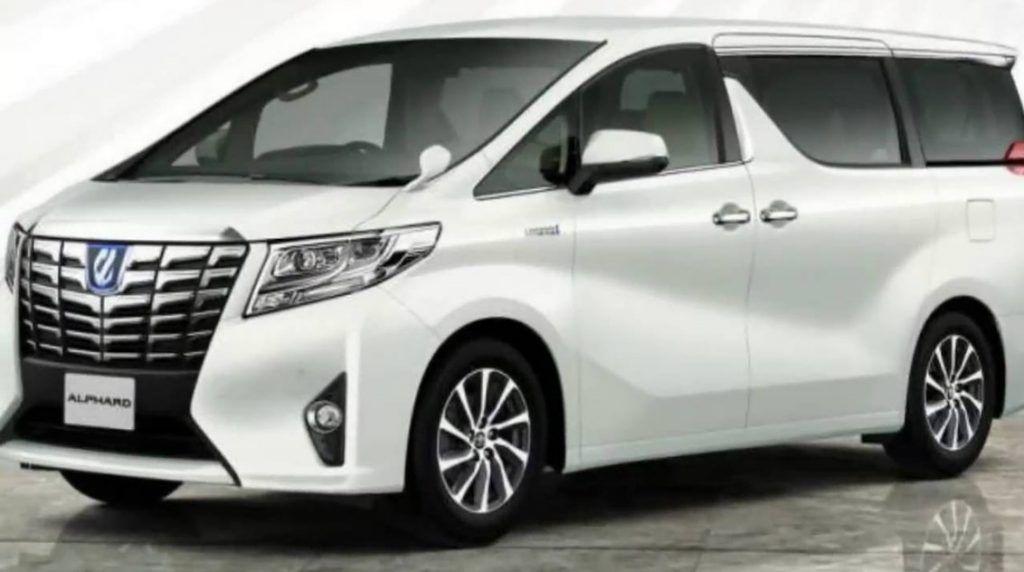 2018 Toyota Alphard Release Date Price Review Lexus Toyota Alphard Toyota Prius