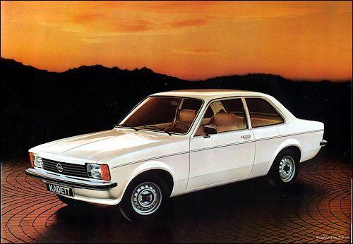 Opel 1978 Opel Gm Car Vauxhall