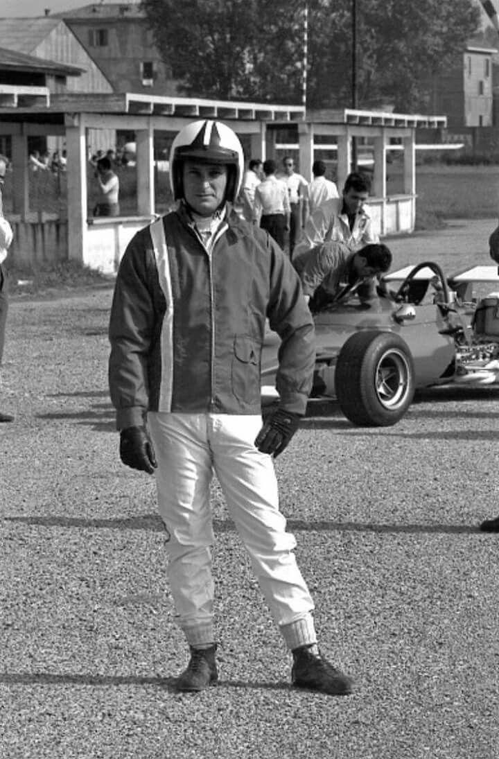 Christopher Arthur Amon (1943 – 2016)  (ph: reddit com) | F1