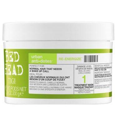 Tigi Bed Head Urban anti+dotes - Re-Energize Treatment Mask