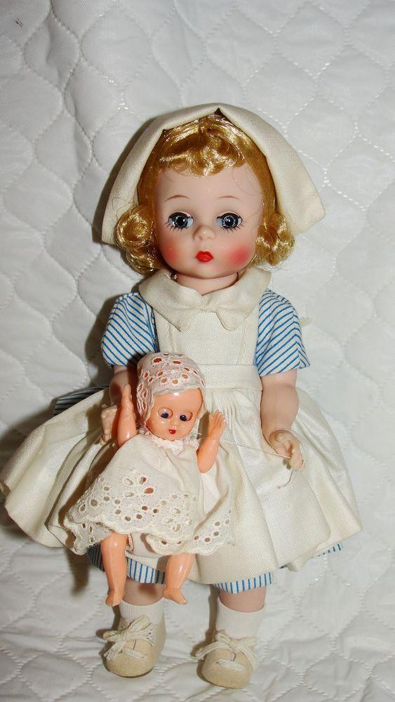Vintage Madame Alexander Nurse 8 Wendy Kins Bkw 1964 Ebay Vintage Madame Alexander Dolls Madame Alexander Dolls Alexander Dolls