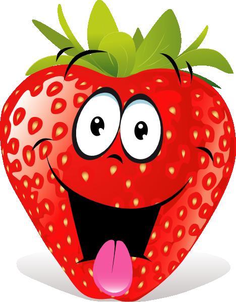 strawberry fruit cartoon cartoon strawberry clip art rh pinterest com clip art strawberry shortcake clipart strawberry black and white
