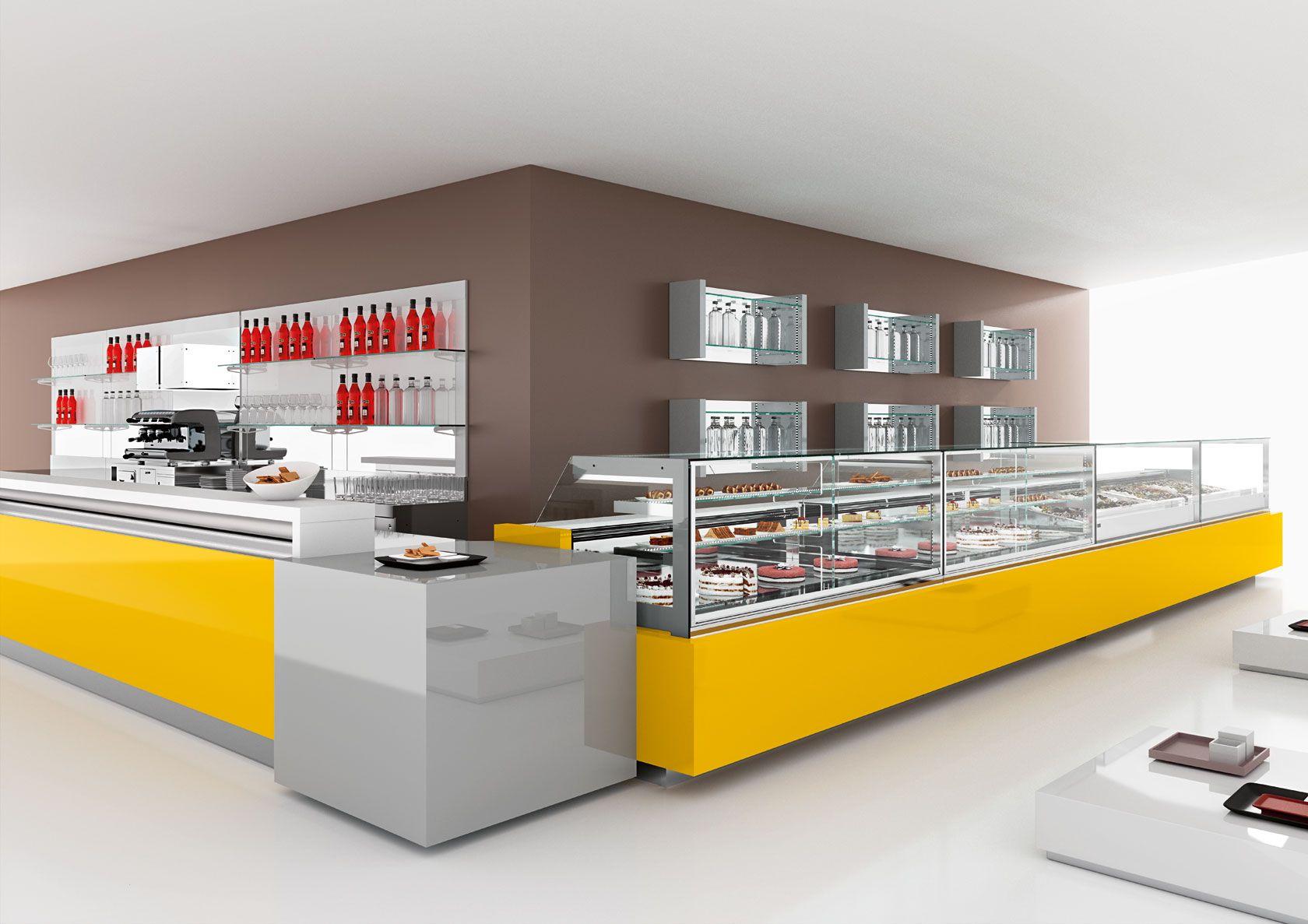 Arredamento gelateria ~ Expo 1.0 scopri le proposte deblasi per larredamento di bar