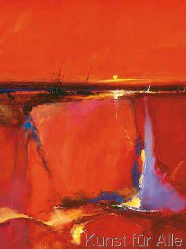 Peter Wilman - Red Horizon
