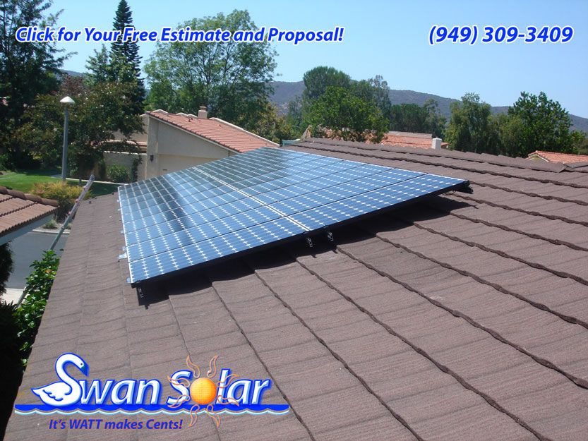 Solar Photovoltaic Systems Panels Laguna Woods Ca This Solar Photovoltaic System Has 20 Solar Panels With A 4000 Solar Photovoltaic System Laguna Woods Solar