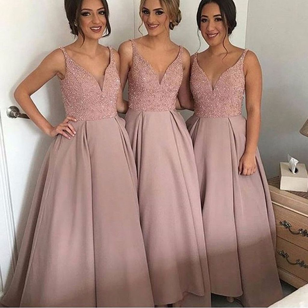 Gorgeous pretty new arrival off shoulder v neck sparkly long gorgeous pretty new arrival off shoulder v neck sparkly long bridesmaid ball gown wg69 ombrellifo Image collections