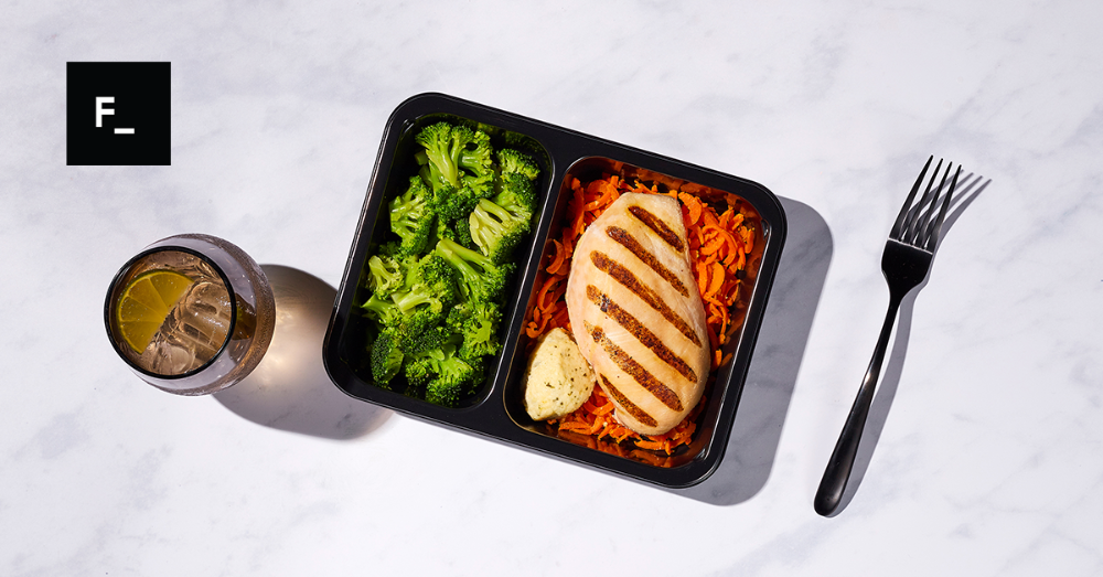 Factor delivers healthy, fullyprepared meals directly to