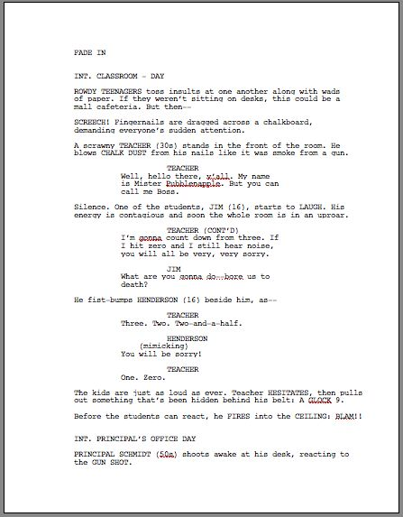Casablanca Jpg 1391 1800 Script Layout Screenwriting Screenplay