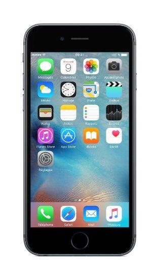 Apple iPhone 6s 16GB 4G Gris - Smartphone (SIM única, iOS, NanoSIM, EDGE, GSM, DC-HSDPA, HSPA+, TD-SCDMA, UMTS, LTE)