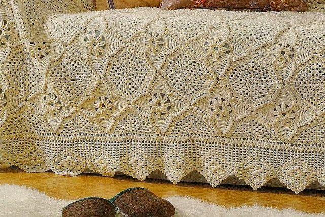 Colcha em croch nice motif crochet for the home pinterest bedspreads maya viviani lbuns da web do picasa free crochet diagrams for making this beautiful bedspread dt1010fo