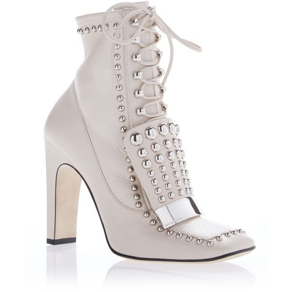 Ankle boots · Sergio Rossi SR1 Studded ...