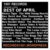 BEST RECORDS APRIL 2017