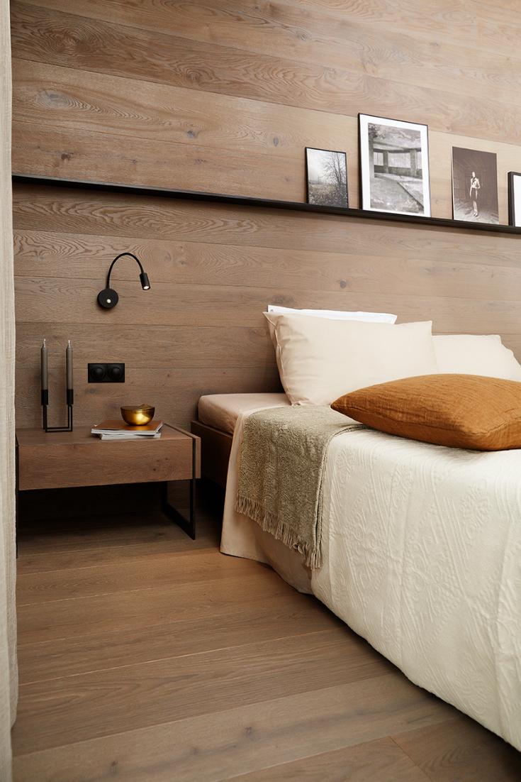 Wandverkleidung Fussboden Und Wand Werden Eins Wandverkleidung Innenturen Wandverkleidung Holz