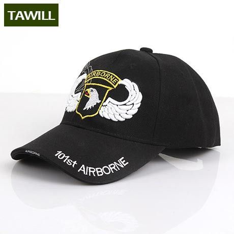 TAWILL Brand army military baseball snapback cap cotton Air force one