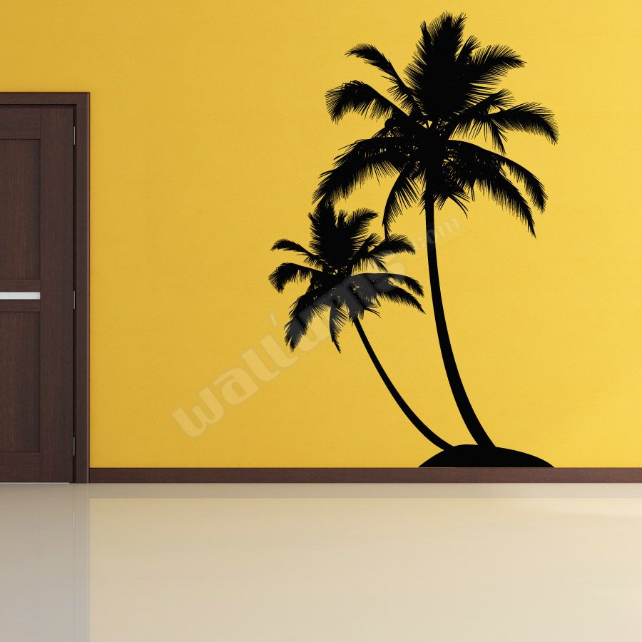 Palm tree island. | Decorate it | Pinterest | Palm tree island, Palm ...