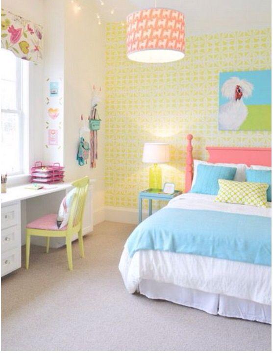 Colores pastel girl room ideas pinterest colores - Color habitacion nino ...