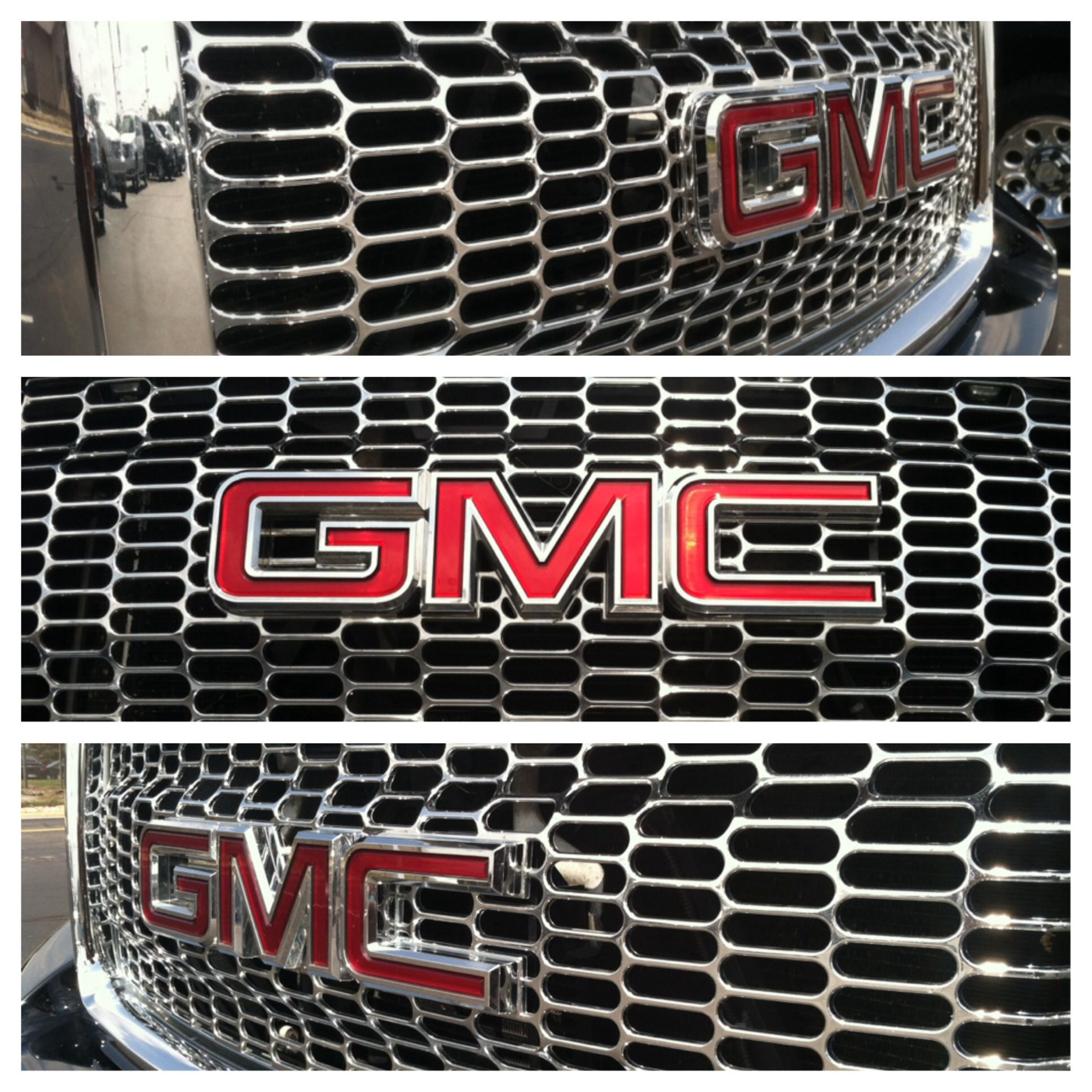 Coolest Truck Grille Ever Gmc Sierra Truck Grilles Cool