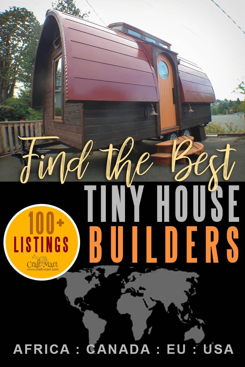 Tiny House Builders Directory Tiny House Builders Tiny