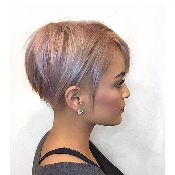40+ Popular Cute Short Hairstyles Ideas for 2018 – 2019