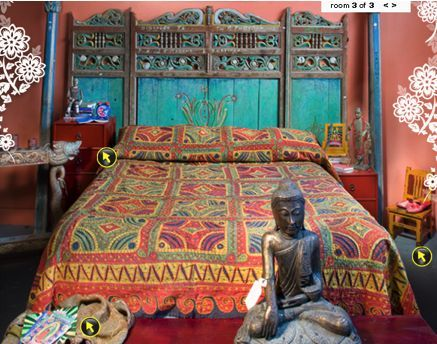 Cargo Portland Store Home Portfolio Of Showrooms Turquoise Handpainted Headboard Decor For The Exotic You Love