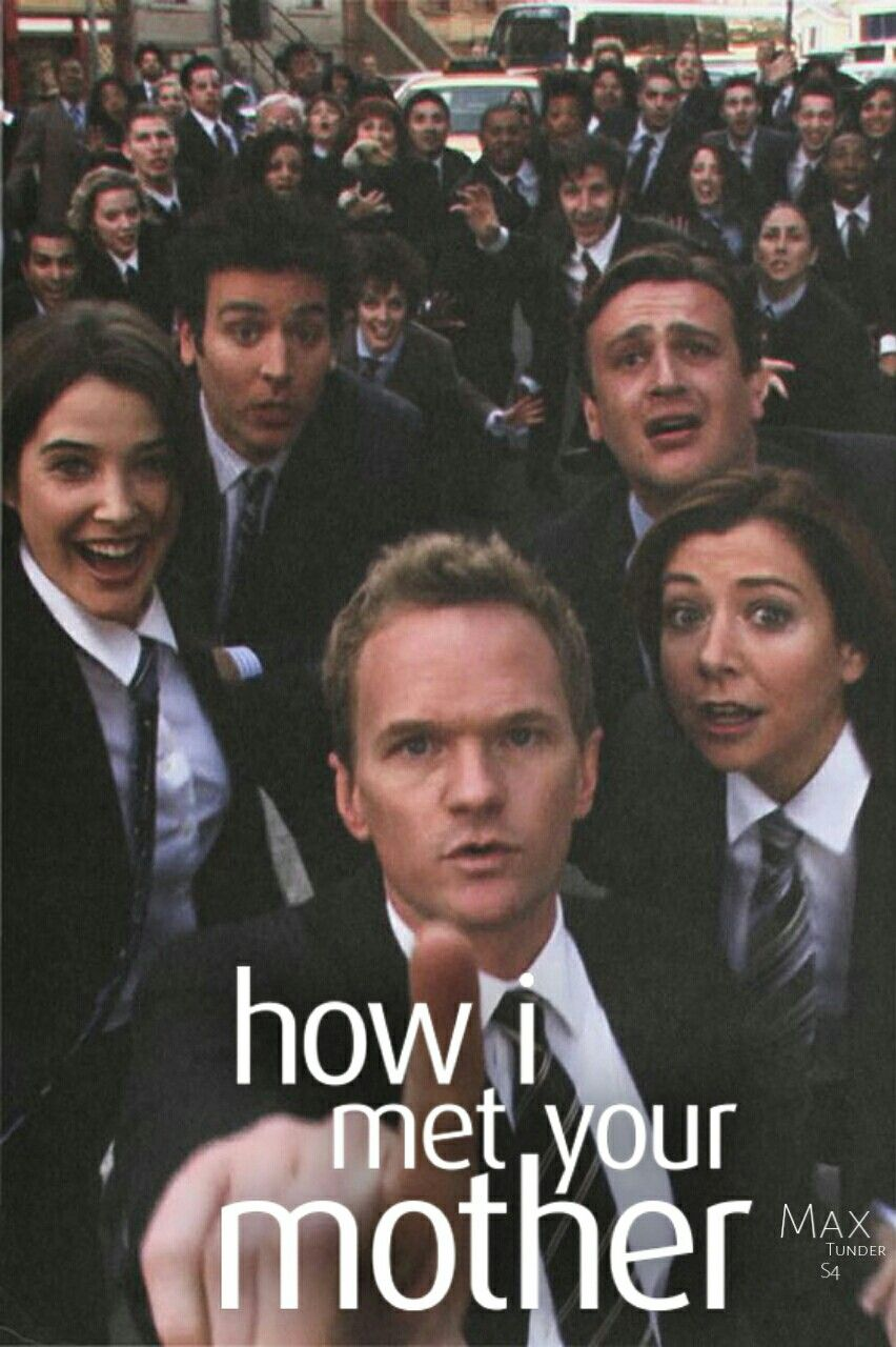 Pin By Emily Rizzi On How I Met Your Mother How I Met Your Mother