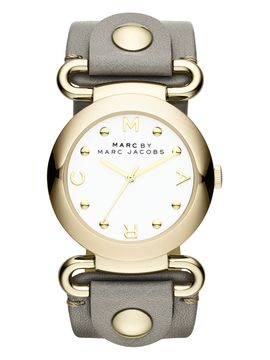 Gold-Tone Molly Watch, 36mm from Feminine Watches on Gilt