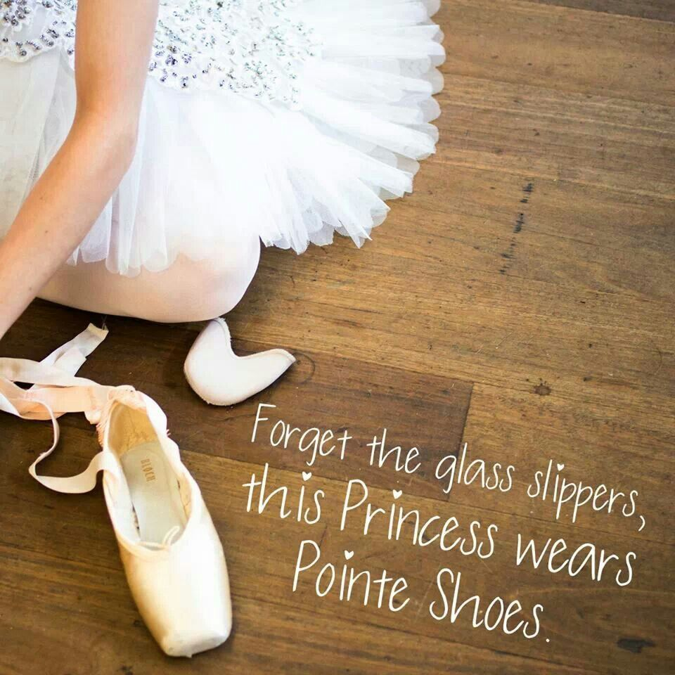 low price sale separation shoes newest Forget the glass slippers, this princess wears pointe shoes ...