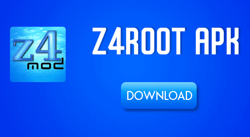 Z4Root v1.4 APK is the latest version available on the