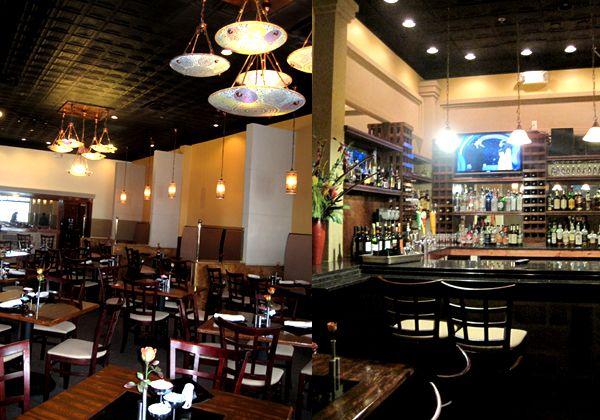 In Indian Restaurant Polaris Mall Area Liquor Cabinet Restaurants Diners House