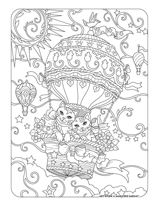 Pampered Pets Coloring Books Coloring Pages Animal Coloring Pages