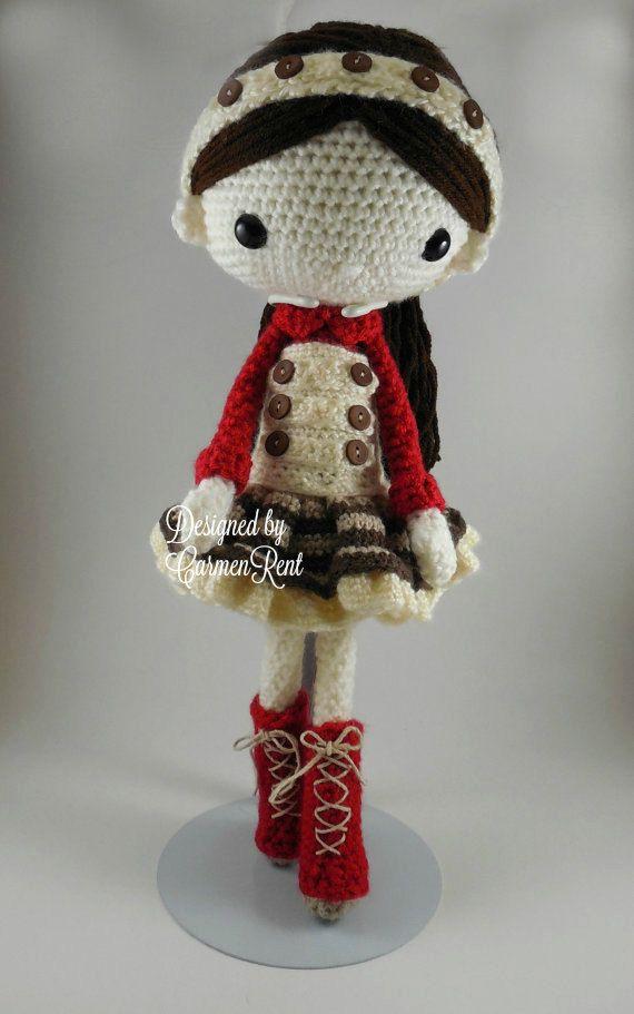Amigurumi Olivia Doll   Amigurumi oyuncak bebek, Hayvan desenleri ...   911x570