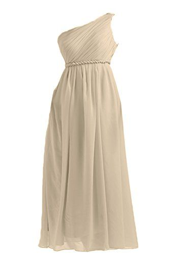 Sunvary Empire Tea Length Chiffon Bridesmaid Dresses Prom Gowns for Juniors- US Size 8- Champagne Sunvary http://www.amazon.com/dp/B00LKZPOYQ/ref=cm_sw_r_pi_dp_BxkNub08K8YP4