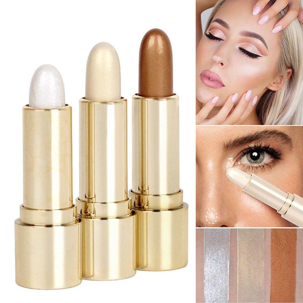 Highlight Contour Stick Makeup Shimmer Concealer Beauty Face Powder Cream Ebay Fashion Highlighter And Bronzer Shimmer Makeup Highlighter Makeup