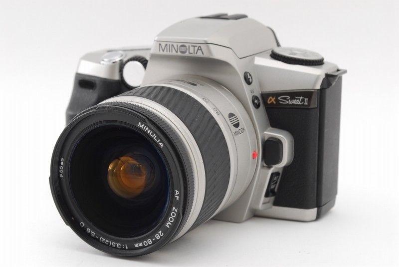Exc Minolta A Sweet Ii Af Zoom 28 80mm F 3 5 5 6 D From Japan 418 Minolta Fujifilm Instax Mini Fujifilm Instax Instax Mini