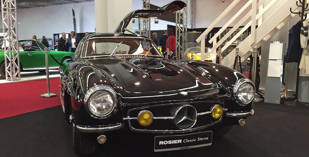 Mercedes 300 SL ©2015 David Marchal | Classic Mercedes