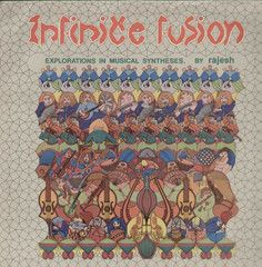 Infinite Fusion Bollywood Vinyl LP - Limited Edition