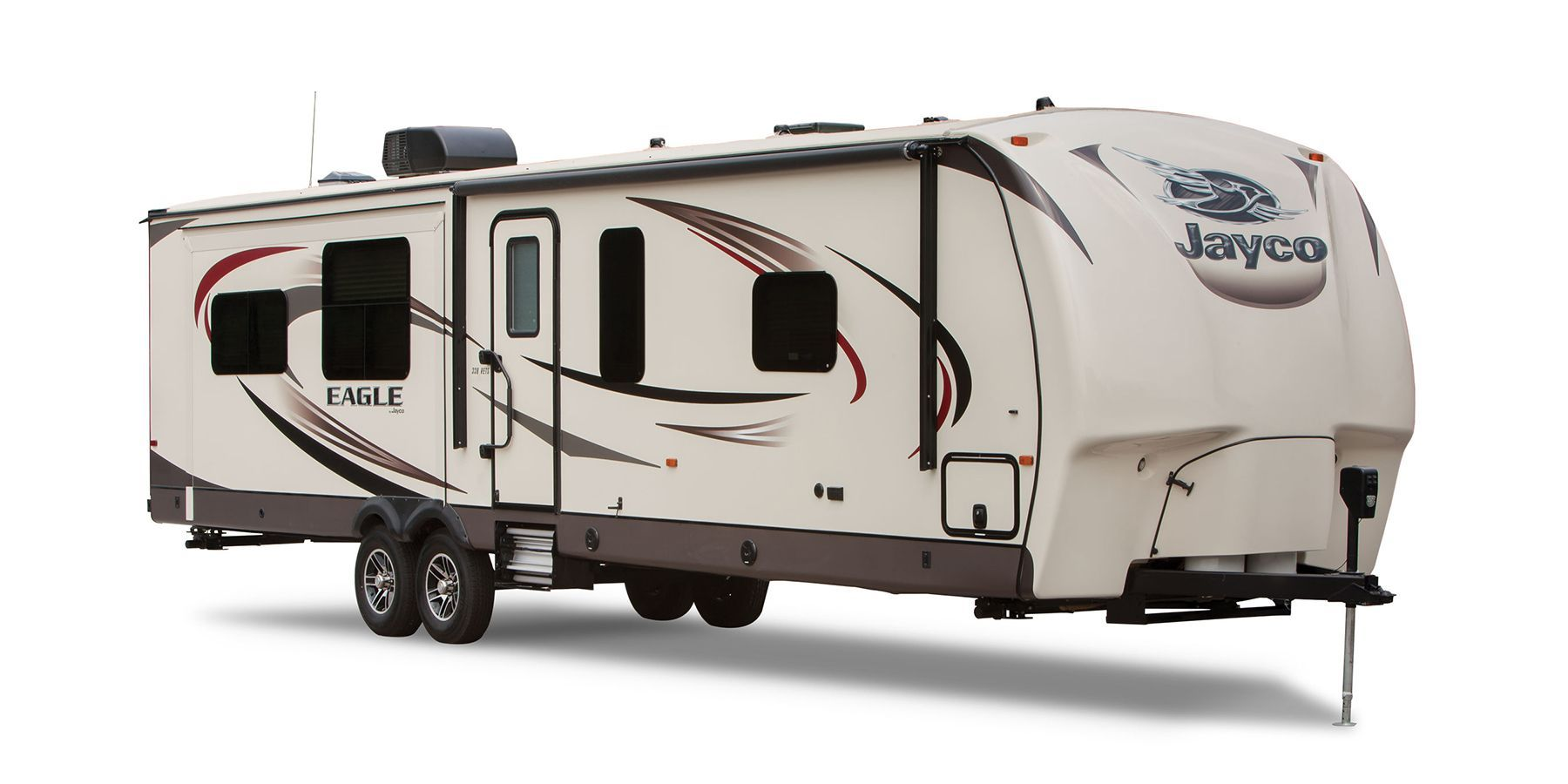 Climate Shield™ Eagle travel trailers come equipped with