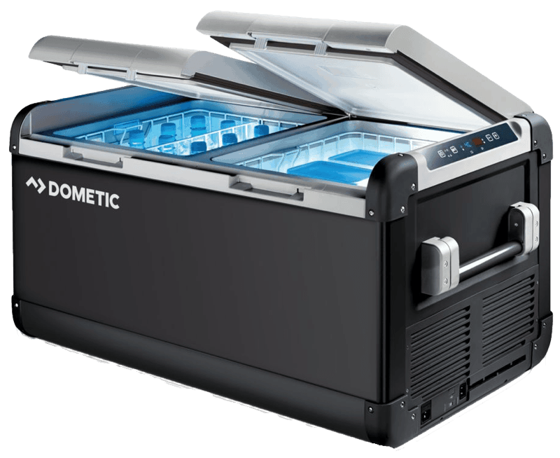 A Small Portable Refrigerator Lets You Keep Your Food Cold Without Taking Up A Ton Of Space Use A 12 Volt Portable Refrigerator Camping Fridge Portable Fridge