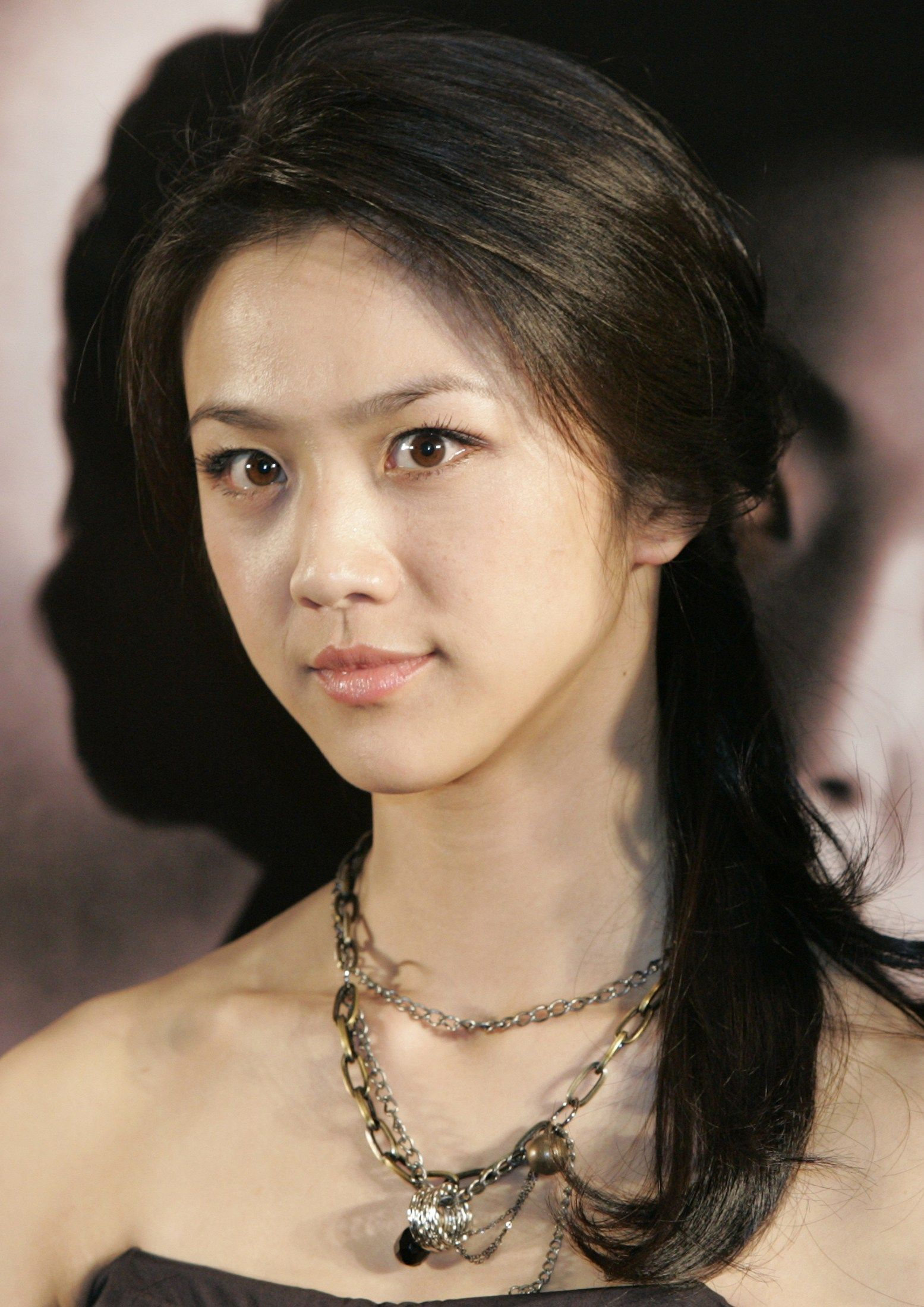 """Chinese actress Tang Wei attends a Japan premiere event of """"Lust ..."""