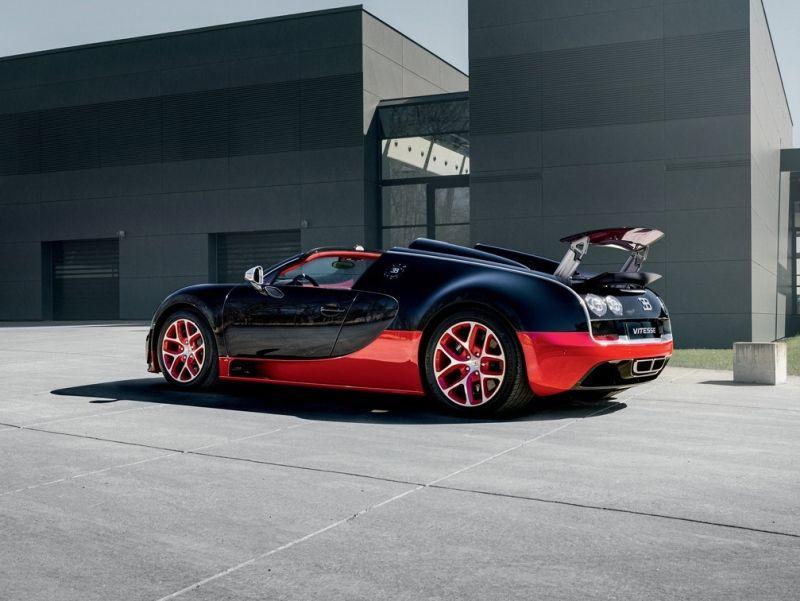 Bugatti Veyron Grand Sport Vitesse Black Red Bugatti Veyron Bugatti Veyron Grand Sport Vitesse Bugatti