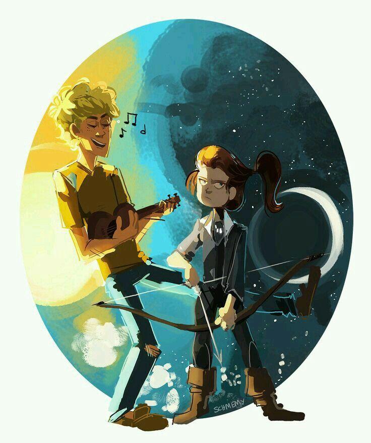 bbe4b6870ec1 Apolo y Artemisa