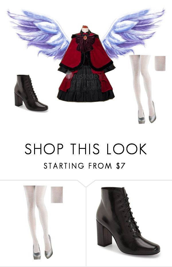 """""""Untitled #129"""" by echorose-1 on Polyvore featuring Yves Saint Laurent"""