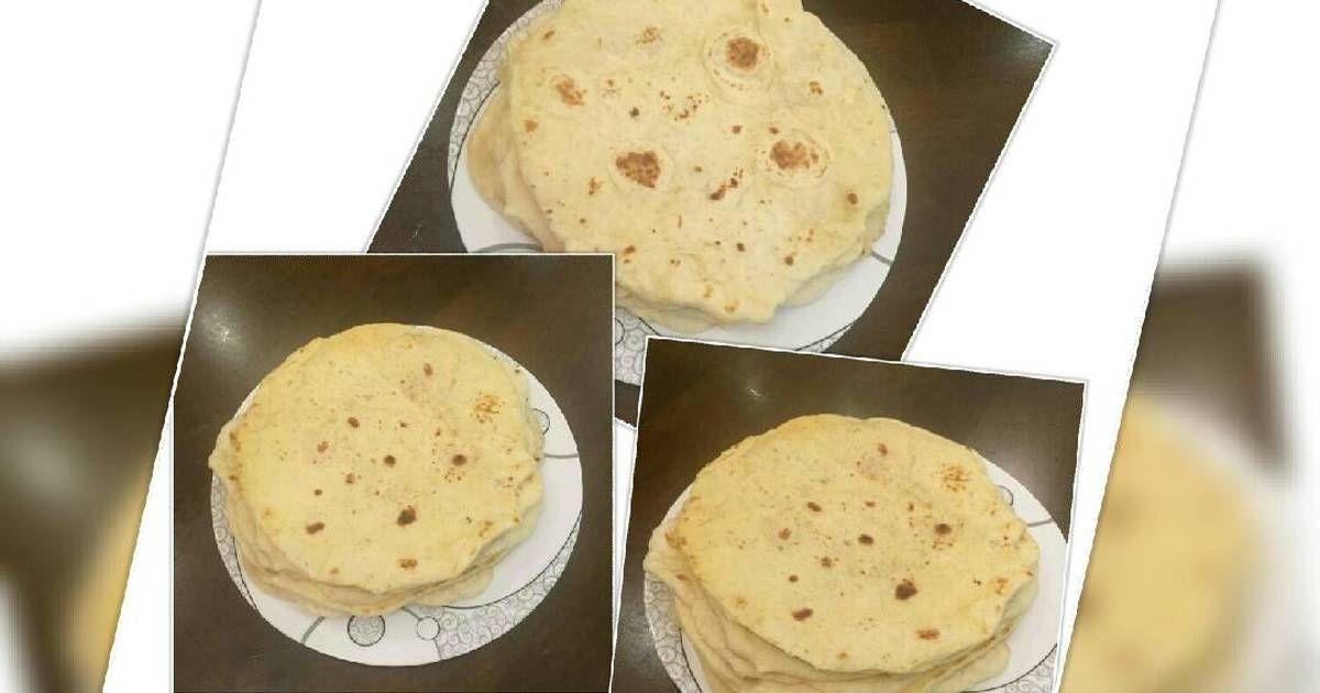 طريقة عمل خبز التورتيلا بالصور من بنت الإمارات Recipe Food Breakfast Bread