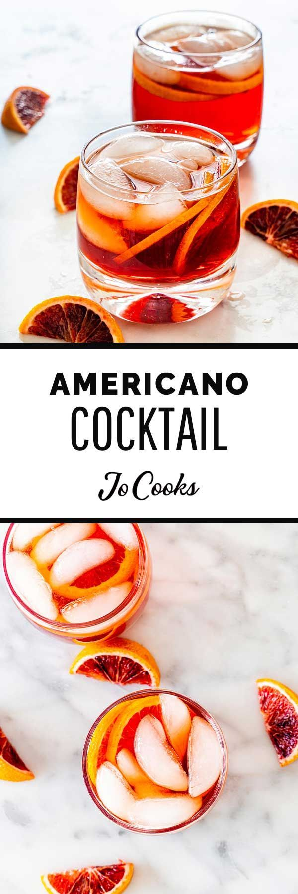 Americano Cocktail In 2020 Campari And Soda Vodka Cranberry Cocktail Cocktails
